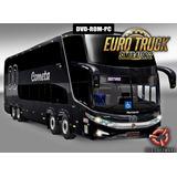 Euro Truck Simulator 2 - Onibus E Mapa Brasil - 2016