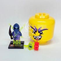 Ninja Go Ninjago Sluban Compatível Com Lego Modelo 7