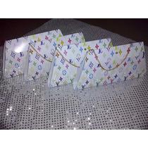 Invitacion Original Tipo Bolsa Diseñador, Xv, Cumpleaños