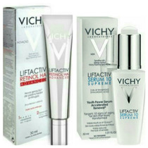 Vichy Liftactiv Retinol Ha + Vichy Supreme 30ml Frete Grátis