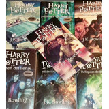 Harry Potter Saga 7 Libros Envio Gratis