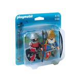 Playmobil Knights Duo Pack Knight 5166 Educando