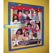 Selena Quintanilla Revista Bombazos 1995 Temerarios El Buki