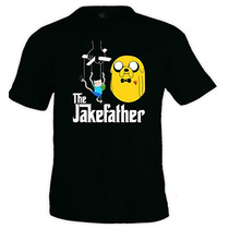 Playera O Camiseta Hora De Aventura The Jakefather
