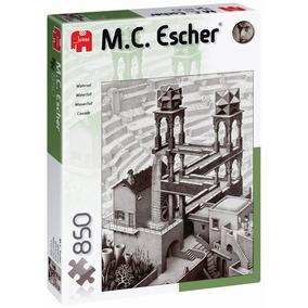 Jumbo Rompecabezas Escher Cascada 850 Pzs. 13086