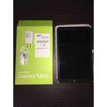 Tabla Samsumg Galaxy Tab E 8gb 9.6 Puerto Para Tarjeta Sim