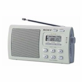 Radio Sony Icf M410 Am Fm Tv Digital Am Fm Tv