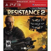 Resistance 2 Ps3 Nuevo Sellado Fisico Acept Mercado Pago