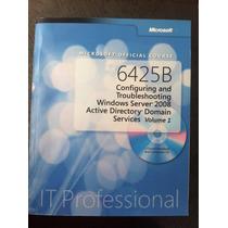 Libro Curso Oficial Microsoft 6425b