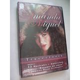 Amanda Miguel Dvd Trayectoria 2004 - Nuevo Y Sellado