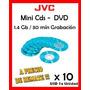 Mini Cds - Dvd - Jvc