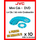 Mini Cds - Dvd - Jvc