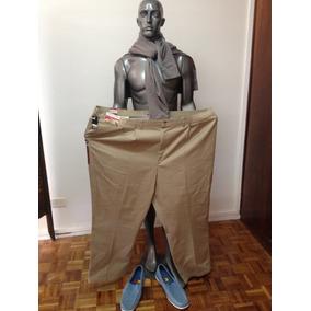 Pantalon Lee Fit Gabardina 60 X 30-talle Especial