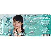 Invitaciones Económicas Ticketmaster Para Todo Evento Social