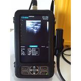 Ecografo Veterinario Portatil B/ N 2d Siui Cts800