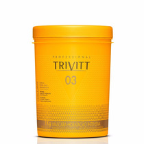 Itallian Trivitt Nº03 Máscara De Hidratação Intensiva 1kg
