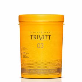 Trivitt Nº03 Máscara De Hidratação Intensiva 1kg