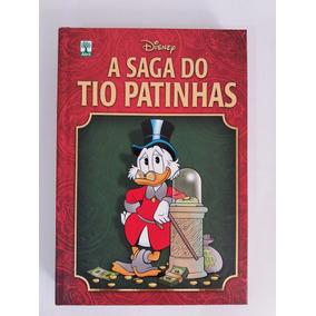 A Saga Do Tio Patinhas (1ª Edição) Abril