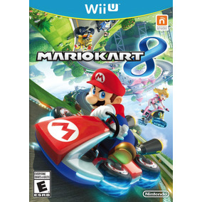 Mario Kart 8 Nintendo Wii U - Novo Original Lacrado