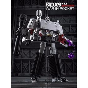 Transformer Megatron Dx9 War In Pocket X13
