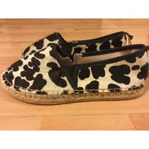 Zapato Pelo Vaca Zara