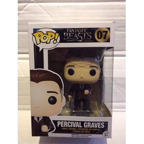 Percival Graves 07 Funko Pop Animales Fantasticos Beasts