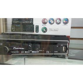 Reproductor Pioneer Un 1 Dim Pantalla Avh-5450dvd Tactil New