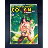 La Espada Salvaje De Conan El Bárbaro. No. 76 Año 1991 Vv4