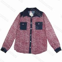 Blusas Mujer Camisas Moda Indie Hipster Western Ropa Rocker