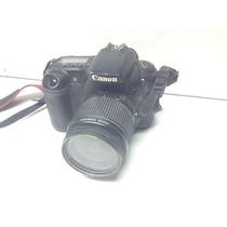 Câmera Profissional Canon Eos 20d Digital