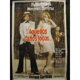 Afiche De Peliculas Aquellos Años Locos Palito Ortega