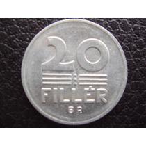 Hungría - Moneda De 20 Filler, Año 1974 - Muy Bueno
