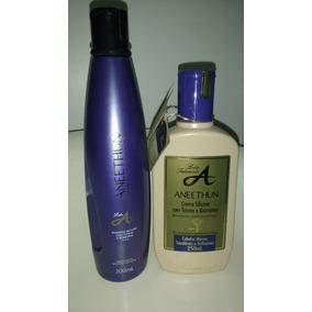 Aneethun Linha A Fracionado: Shampoo, Máscara Ou Creme 200ml
