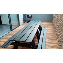 Mesa Para Jardín Tipo Pic-nic