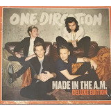 Cd - One Direction - Made In The A.m. - Deluxe Edition Nuevo