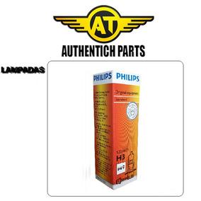 Lampada Philips Std H3 Vw Eurovan 2.4 Diesel 98 A 00 [milha]