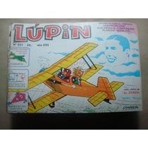 Lupin 357 Historieta Comic Revista Gardel Zorzal