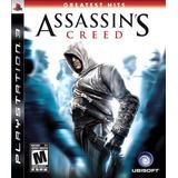 Assassinscreed 1 Digital Ps3 Nuevo Original - Jxr