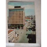 Foto Postal Comodoro Rivadavia Chubut Hotel Avda Rivada 14x9