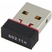 Adaptador Wiriless Wi-fi Usb 150mbps