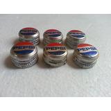 Antiguas Chapas Tapas Rosca Pepsi Coleccionable