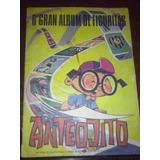 Album Anteojito Con Figuritas A Pegar !!! Hijitus Garcia Fe