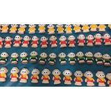 100 Bonequinhos Turma Da Mônica Em Biscuit