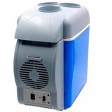 Mini Cooler Automotivo 7,5l 12v Esquenta/esfria Com Alça