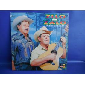 Zilo & Zalo Em Modas De Viola Lp Ariola 1995