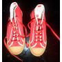 Zapatillas Rojas Flecha N° 35