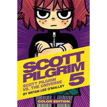 Scott Pilgrim Color Hardcover Volume 5: Sp Vs. The Universe