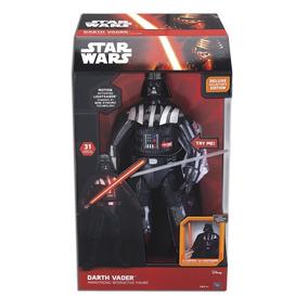 Muñeco Interactivo Darth Vader Sable De Luz 45cm Original