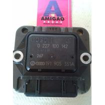 Modulo Ignição Gol Parati Santana Audi 0227100142 Bosch Orig