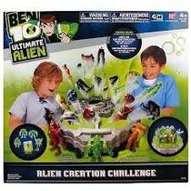 Alien Vehiculo De Creacion De Extraterrestres Ben 10